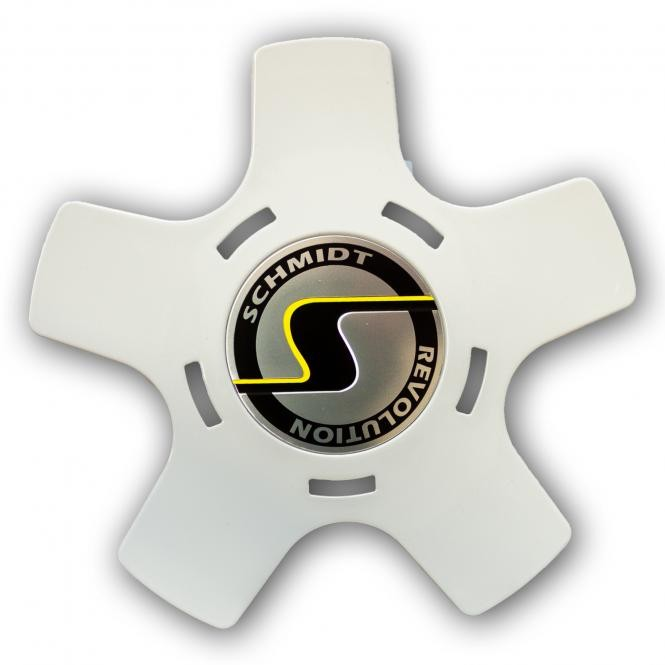 Felgendeckel XS5 CeramicWhite